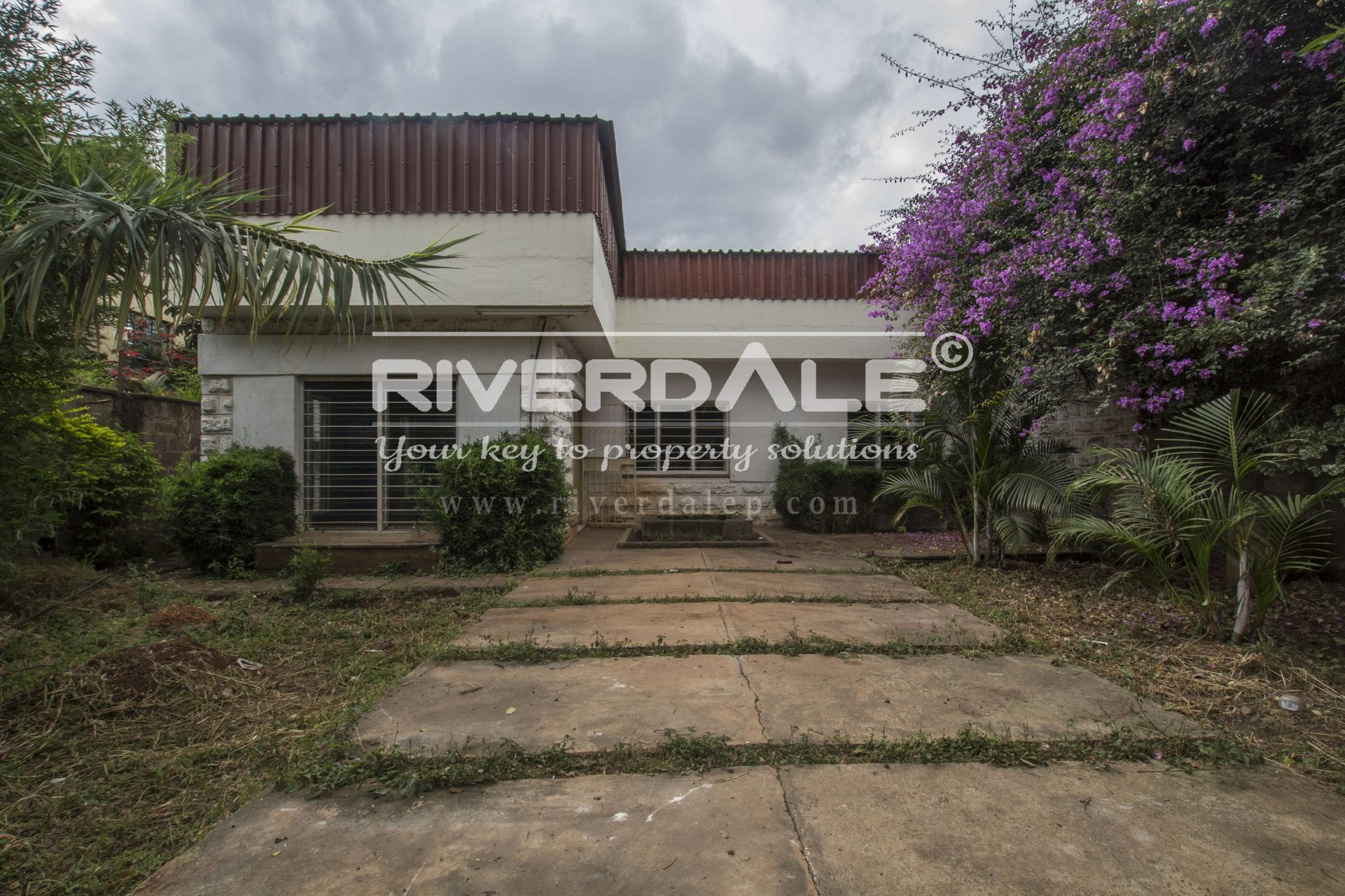 Spacious Two Bedroom Stand Alone House To Let In Kilimani