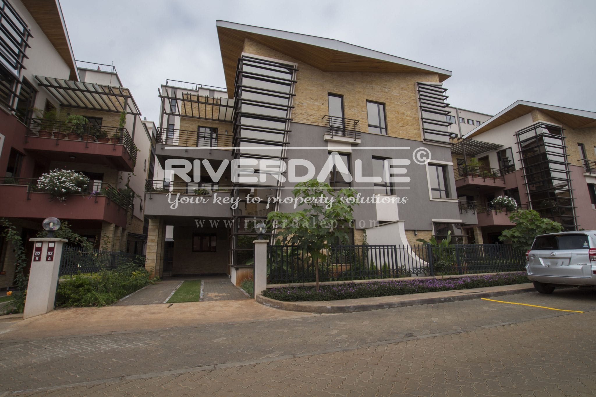 Posh 4 Bedroom Townhouses For Sale In Langata