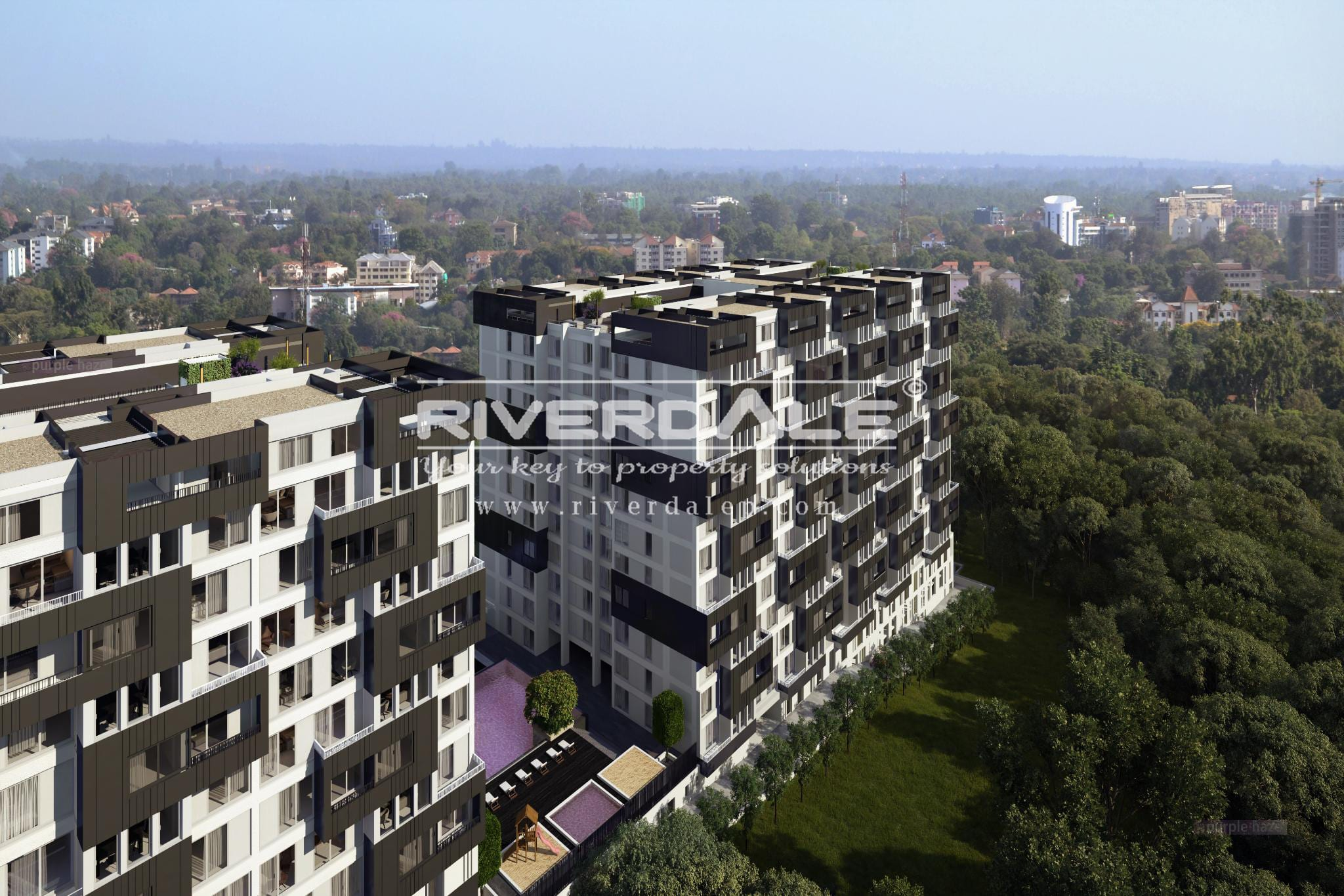 Luxury 2, 3, 4 Bedroom Apartments For Sale In Kilimani