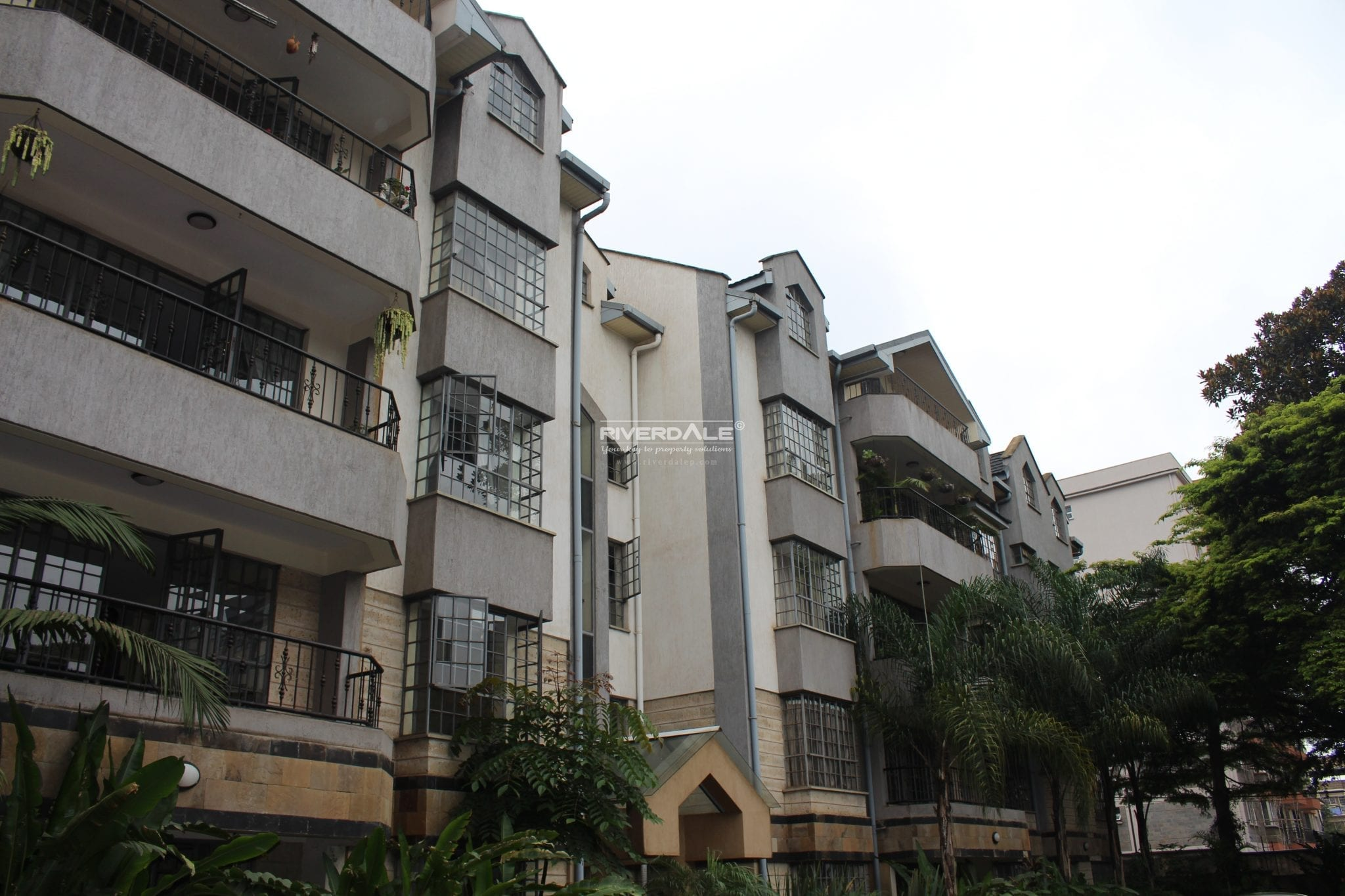 Spacious 2 Bedroom Apartment To Let In Westlands