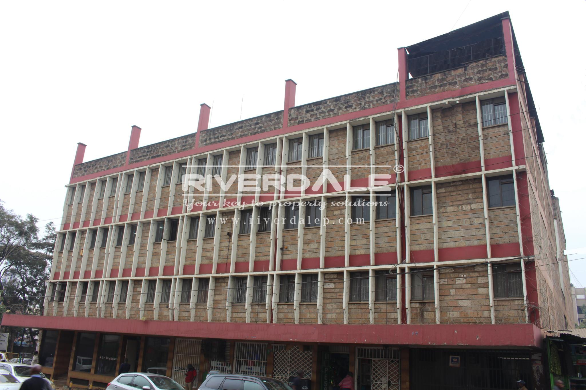 Partitioned Office Space To Let In Ngara