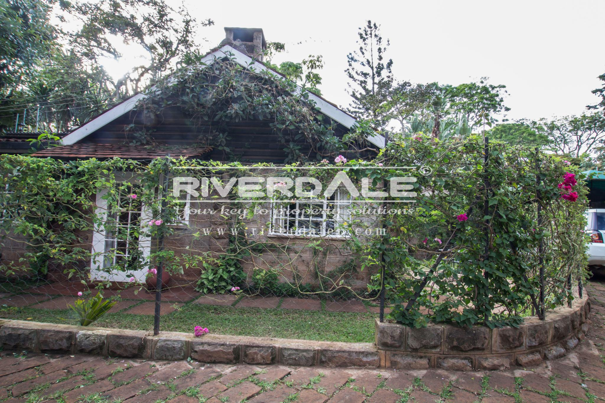 Cosy One Bedroom Fully Serviced Cottage To Let In Old Muthaiga