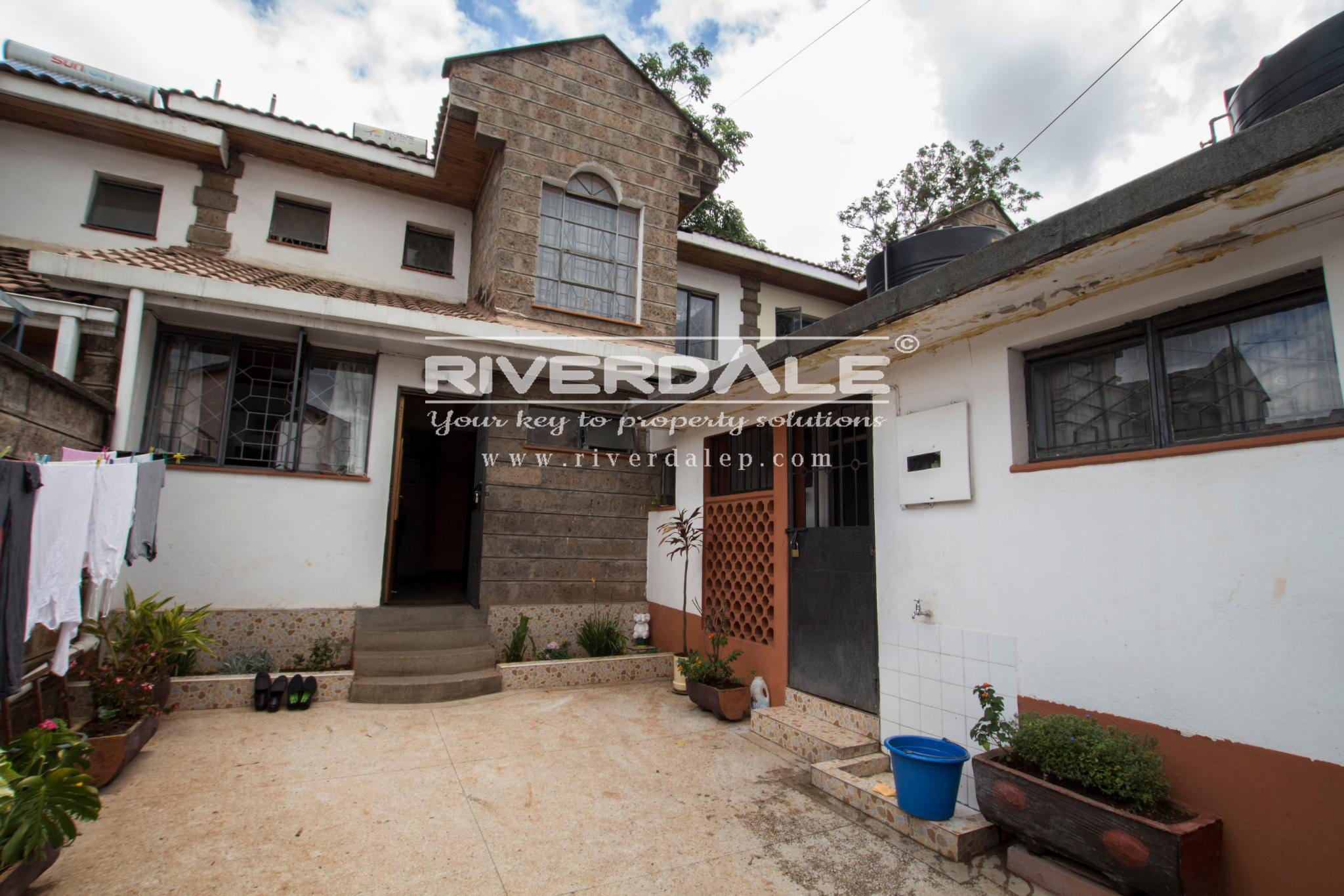 Charming 3 Bedroom Townhome For Sale In Langata