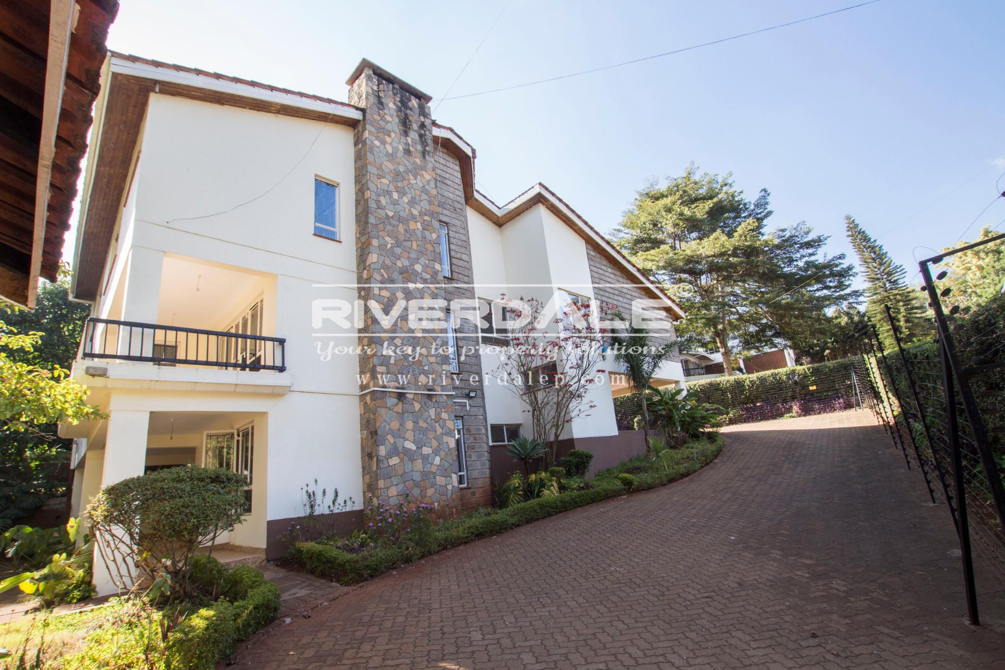 Pleasant 4 Bedroom Stand Alone House To Let In Gigiri