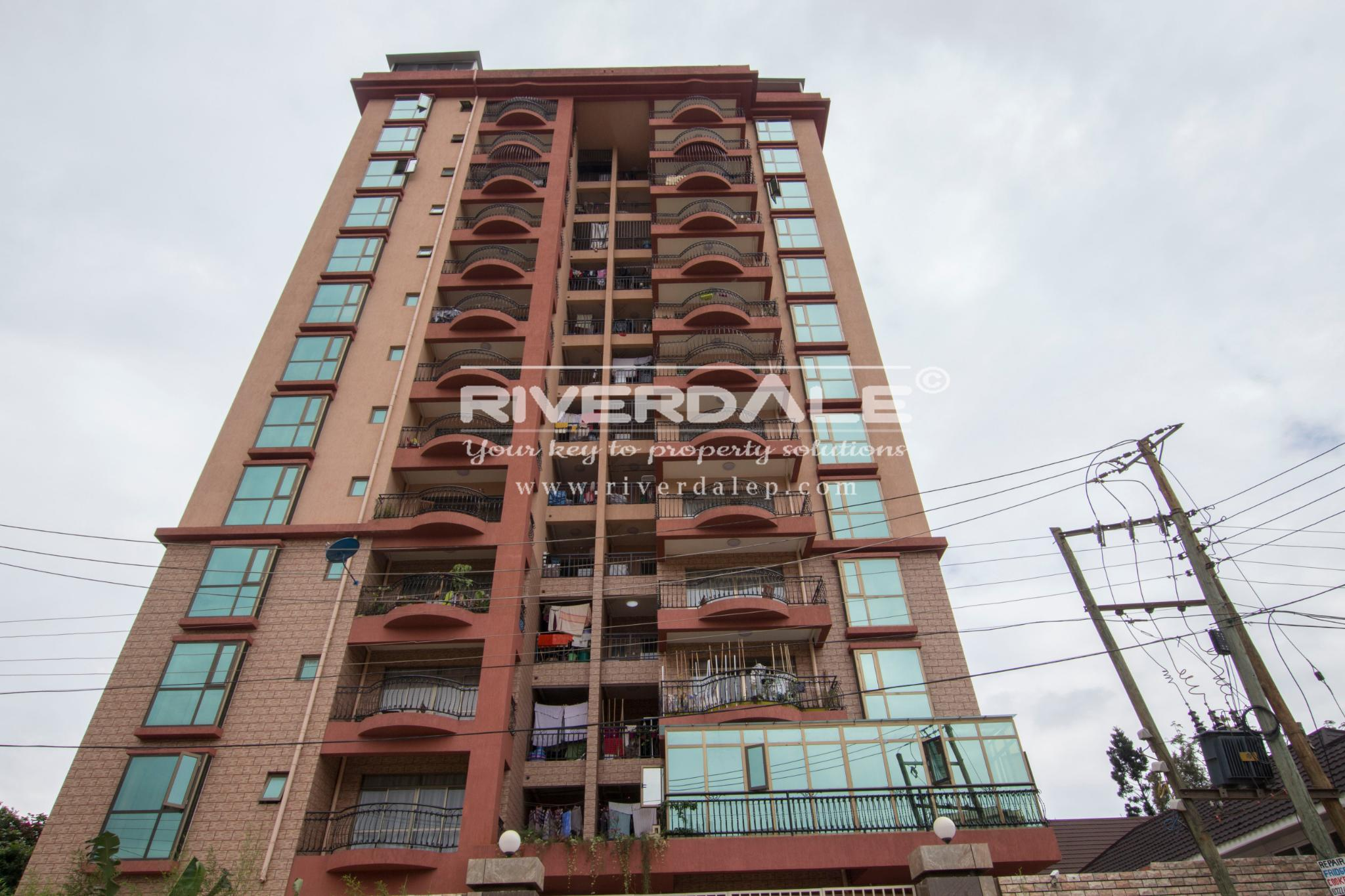 Cosy 2 Bedroom Fully Furnished Apartment To Let In Kilimani