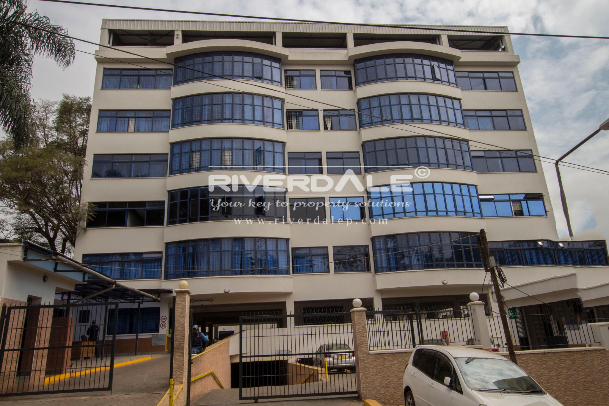 Two Attractive Partitioned Office Suites To Let In Westlands