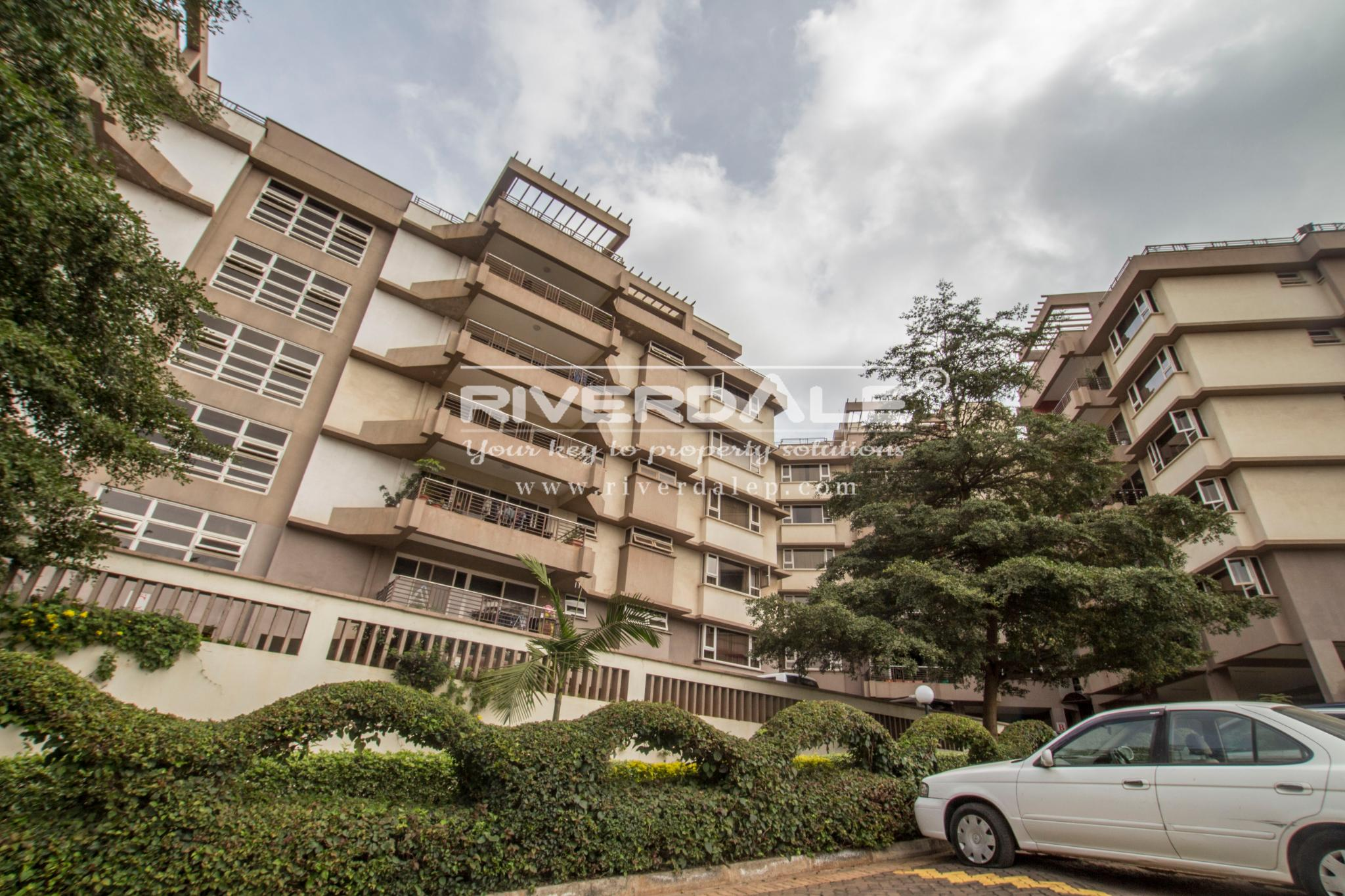 Luxurious 3 Bedroom Apartment For Sale In Parklands