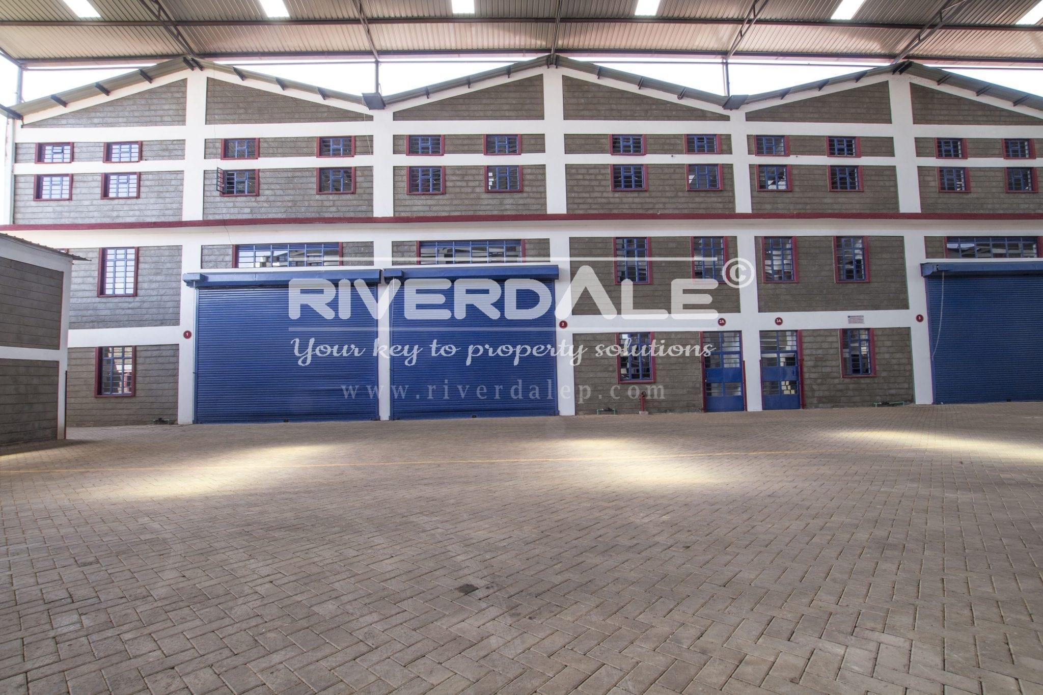 Modern Warehouse Space To Let In Ruiru
