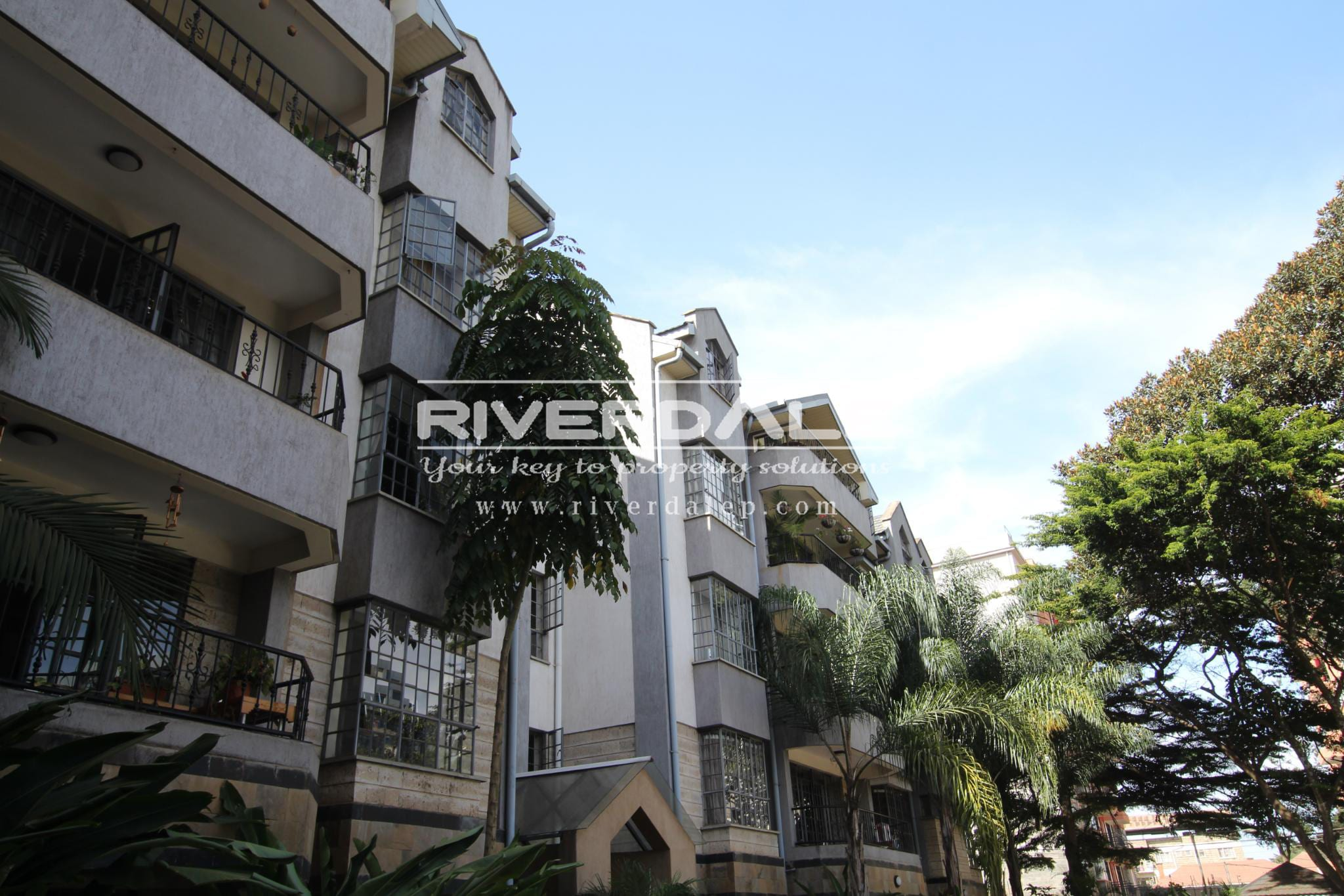 Spacious 4 Bedroom Apartment For Sale In Westlands