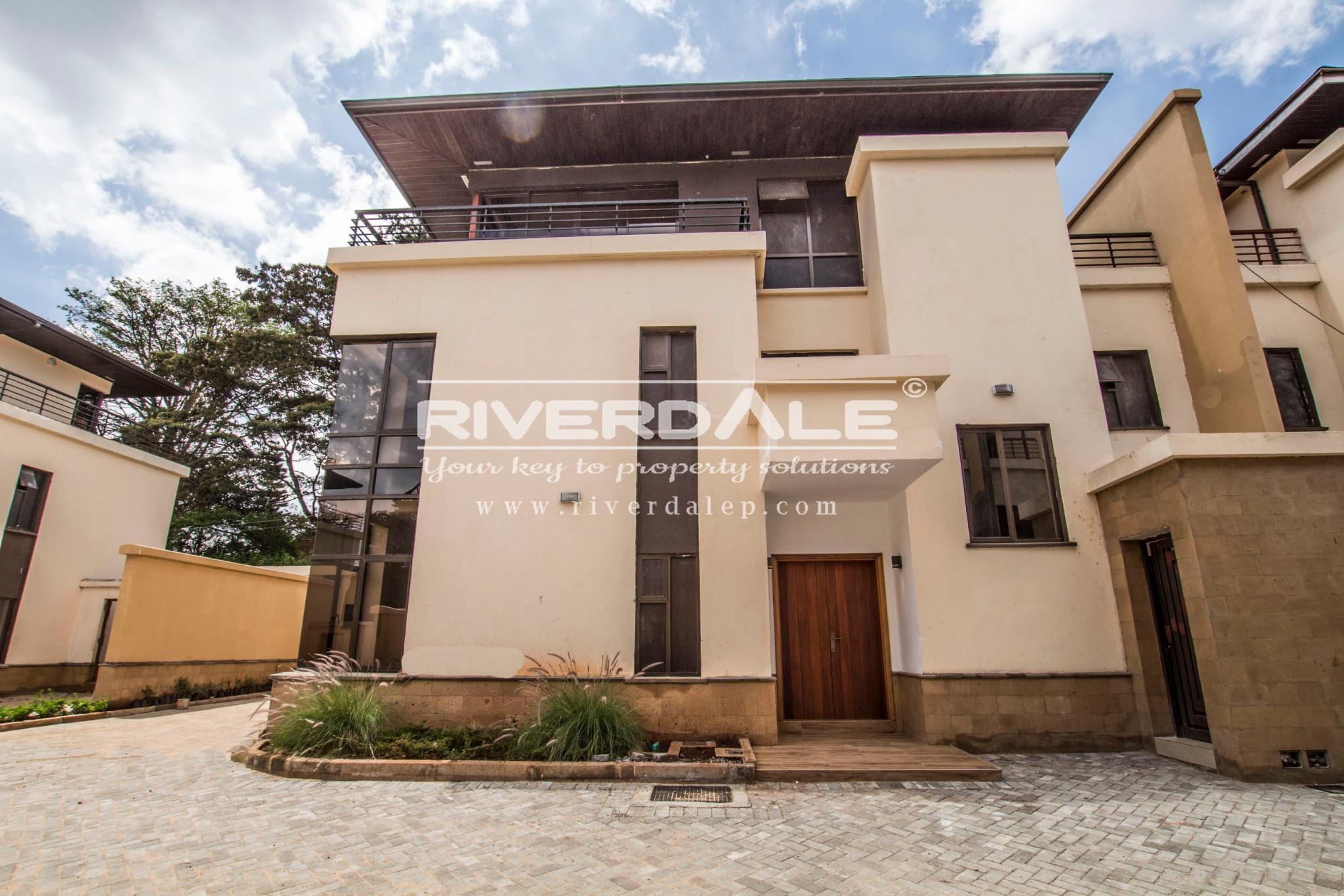 Exclusive 4 Bedroom Townhouse For Sale In Lavington