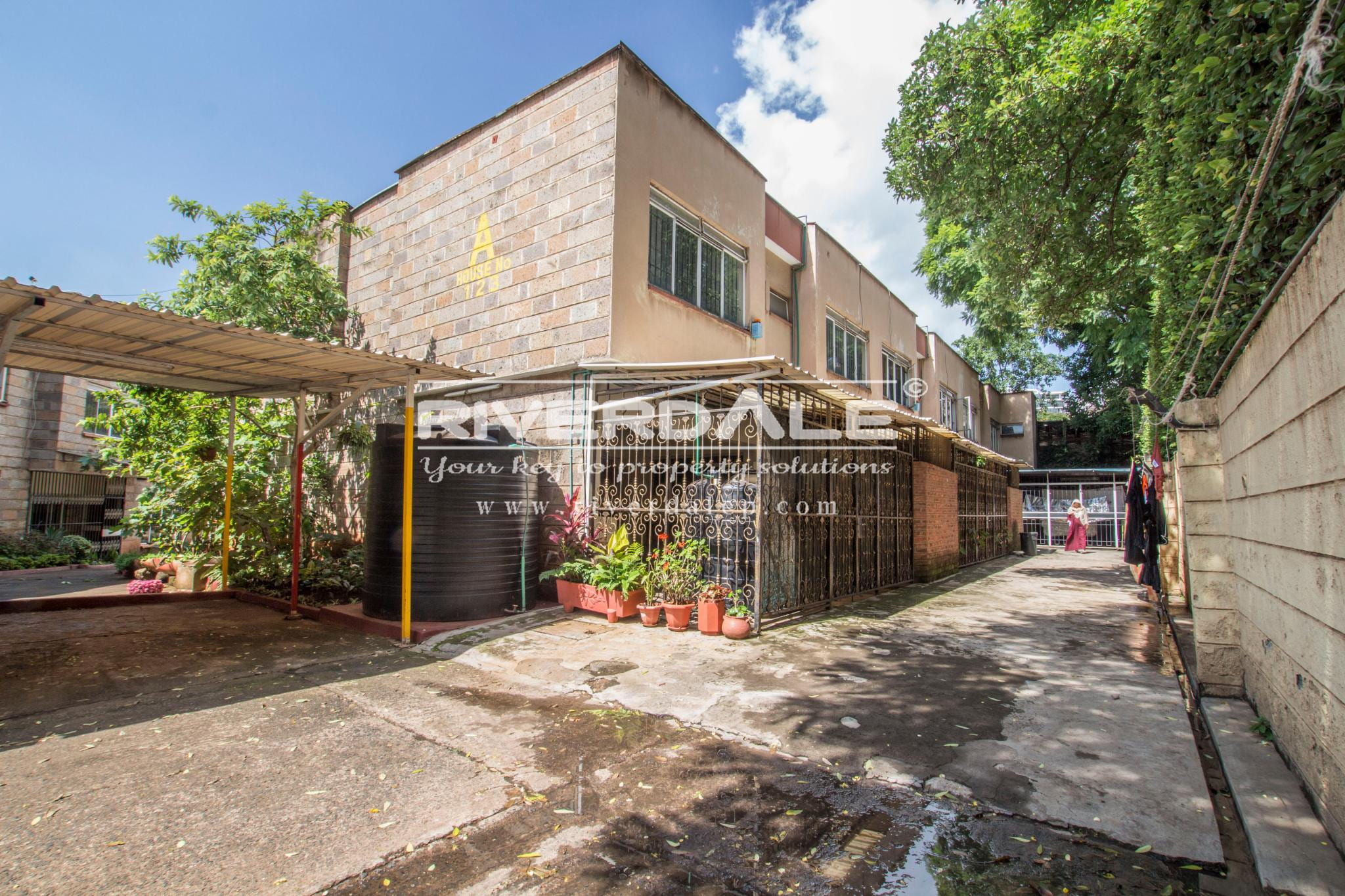Spacious 4 Bedroom Townhouse For Sale In Westlands
