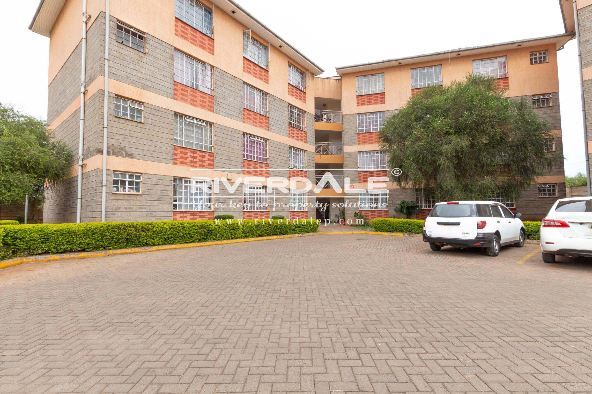Lovely 4 Bedroom Apartment For Sale In South C
