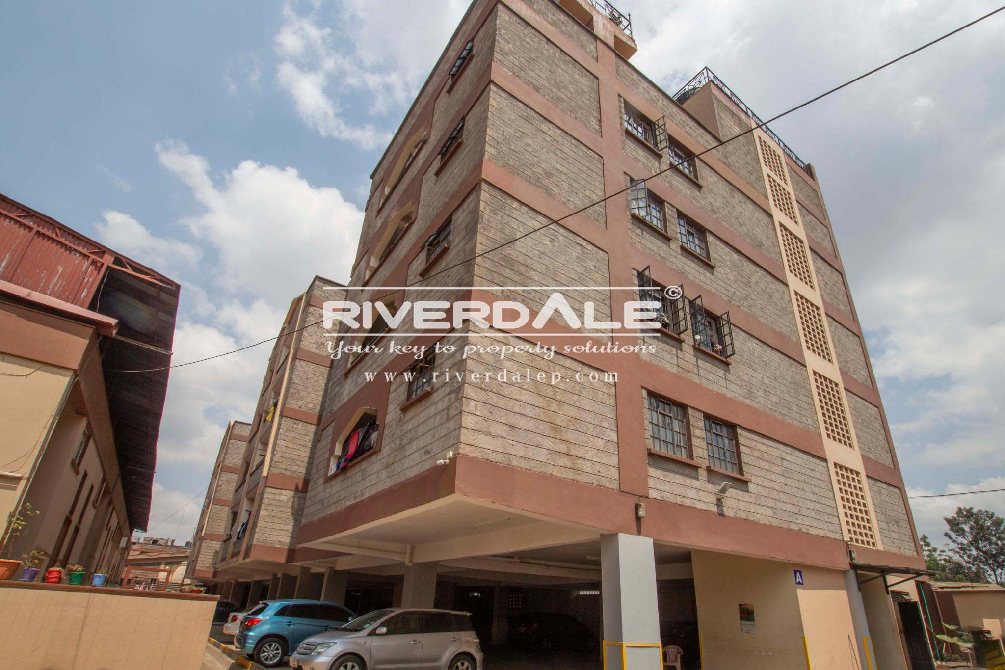 Large 3 Bedroom Apartment To Let In Ngara