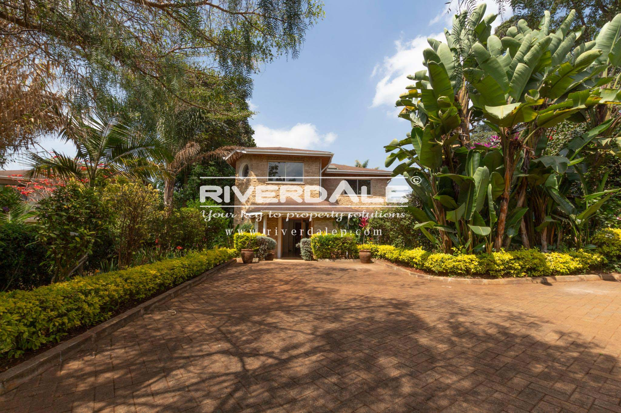 Magnificent 3+1 Bedroom House To Let In Kitisuru