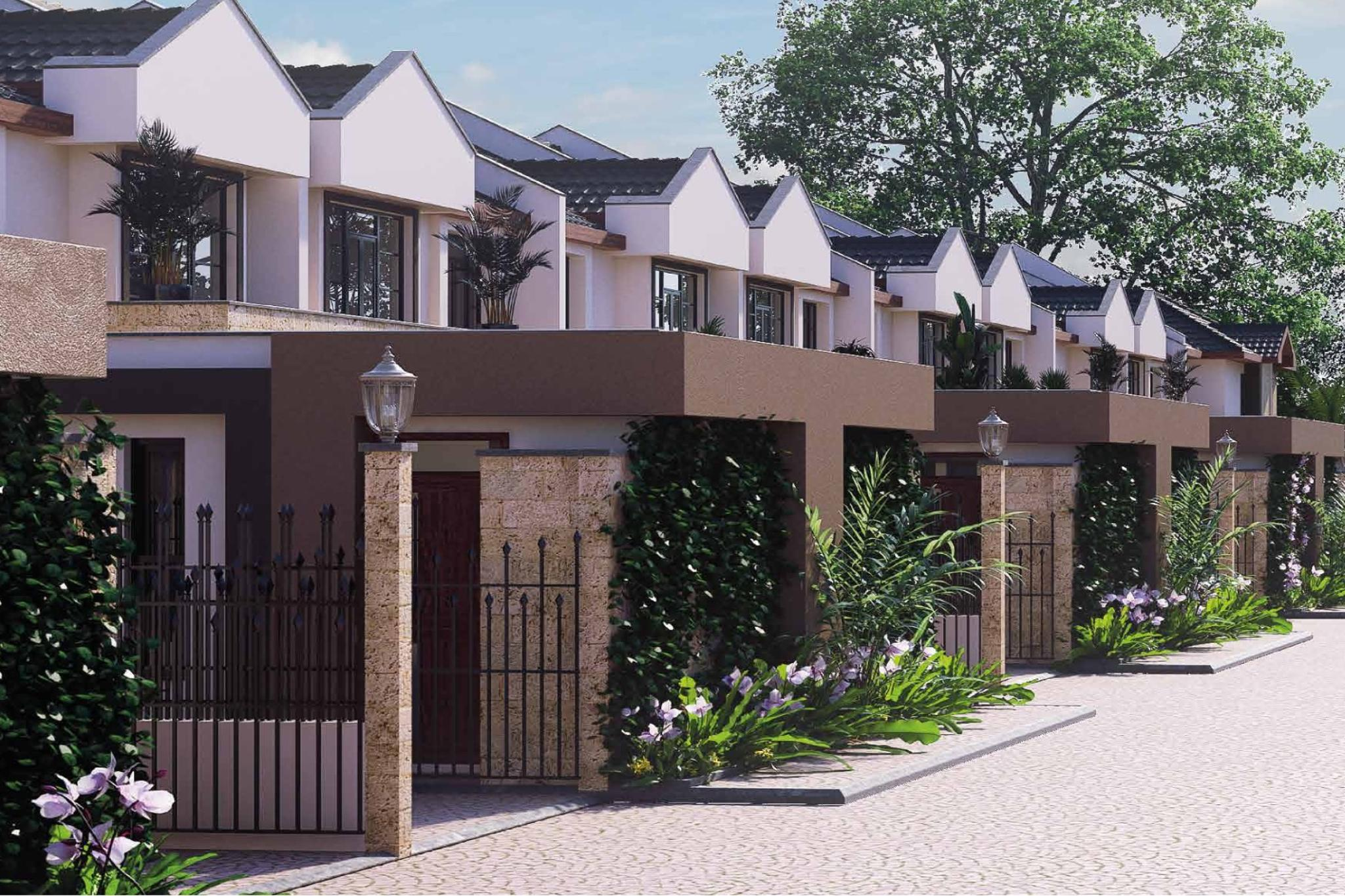 Attractive 4 & 5 Bedroom Maisonettes For Sale In South C