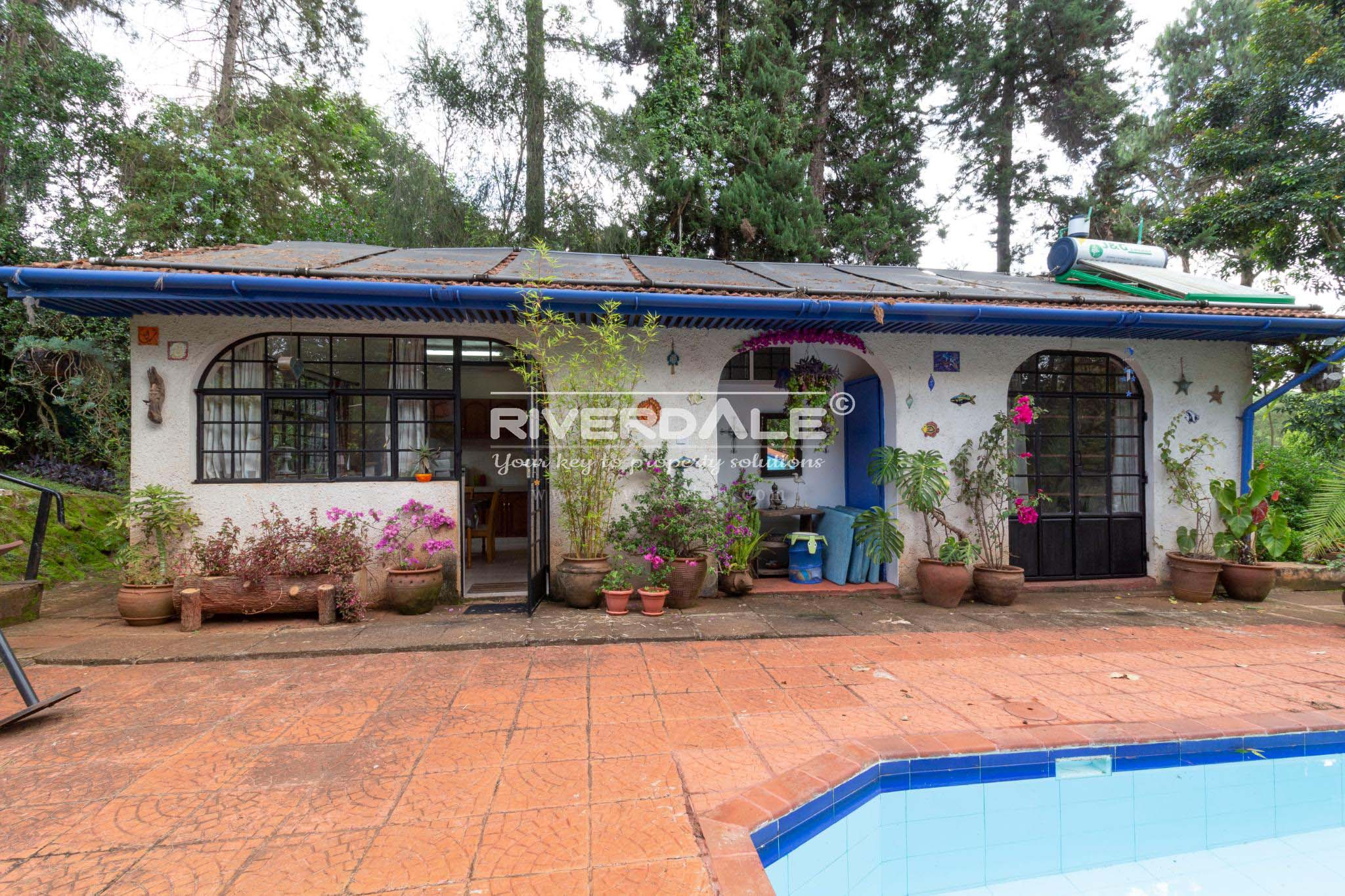 Pleasant One Bedroom Furnished Guest House To Let In Runda