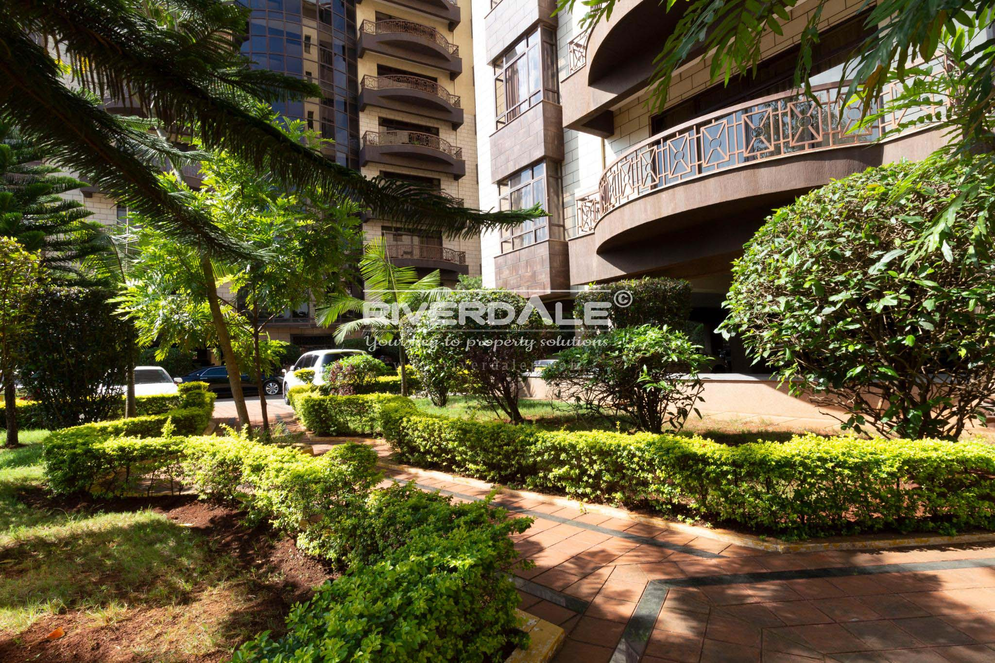 Marvellous 3 Bedroom Apartment To Let In Kilimani